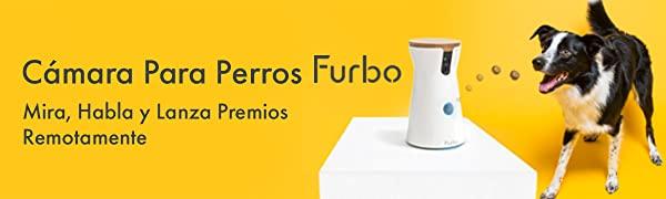 Cámara para perros Furbo HD Wifi