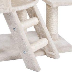 Casa árbol con escalera juguete gato MC Star