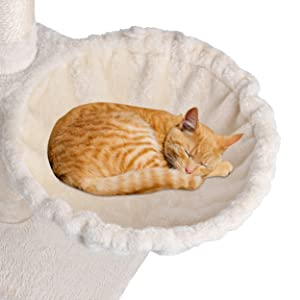 Hamaca casa árbol juguete gato MC Star