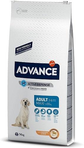 Pienso para perros Advance Adult Maxi para perros adultos