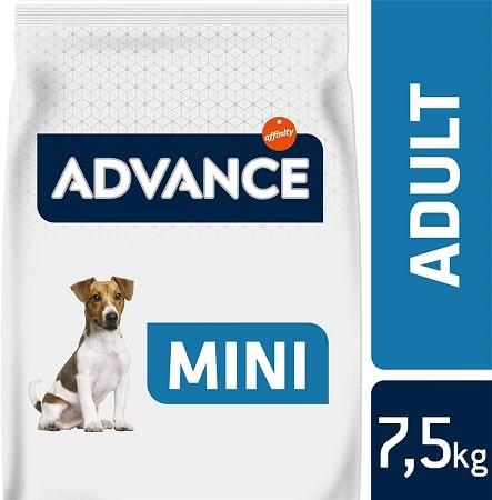 Alimento seco para perros Advance Active Defense Adult Mini