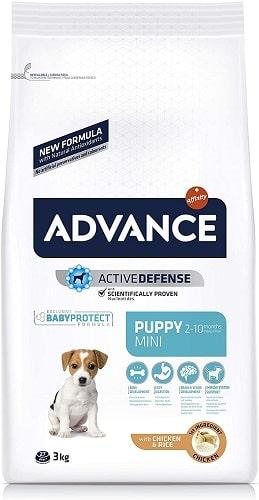 Pienso para perros Advance Active Defense Puppy Mini