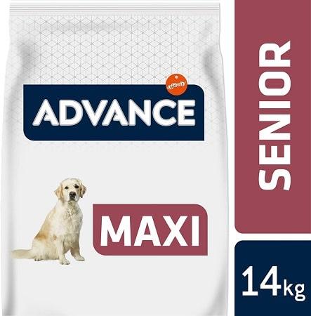 Alimento seco para perros Advance Active Defense Senior Maxi
