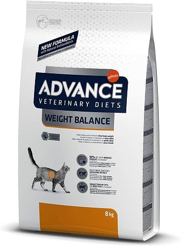 Pienso para gato Advance Veterinary Diets Weight Balance