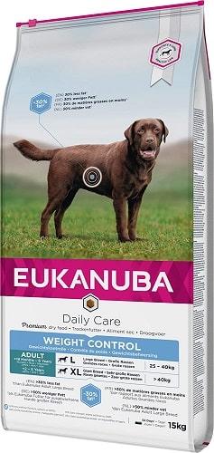 Alimento seco Eukanuba para perros con sobrepeso raza grande