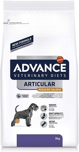 Pienso para perros Advance Veterinary Diets Articular Reduced Calorie