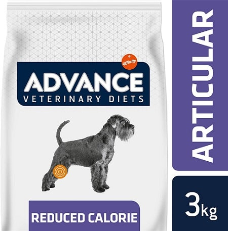 Alimento seco para perros Advance Veterinary Diets Articular Reduced Calorie