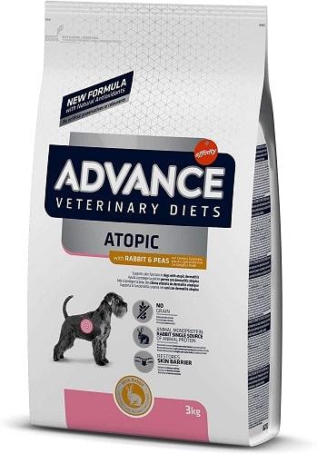 Pienso para perros Advance Veterinary Diets Atopic Medium Maxi con conejo