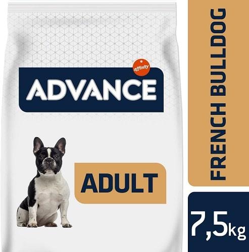 Alimento seco para perros Advance Active Defense French Bulldog Adult