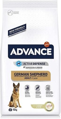 Pienso para perros Advance Active Defense Pastor Alemán adulto