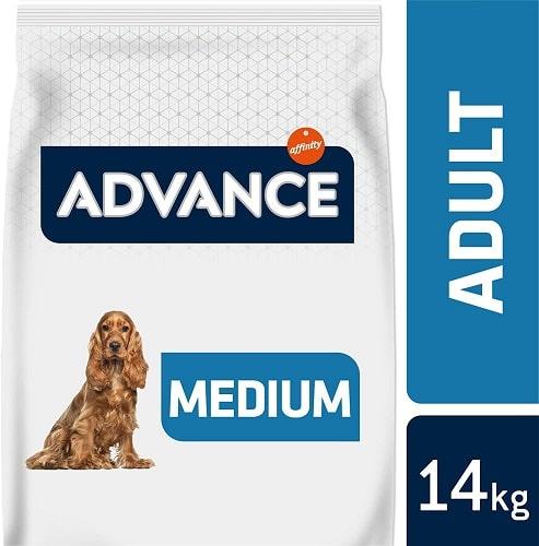 Alimento seco para perros Advance Active Defense Adult Medium