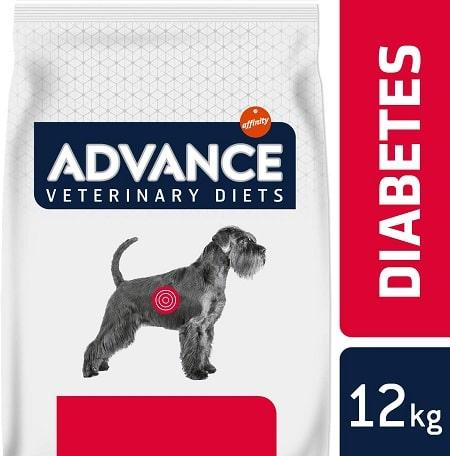Alimento seco para perros Advance Veterinary Diets Diabetes