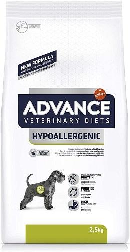 Pienso para perros Advance Veterinary Diets Hypoalergenic