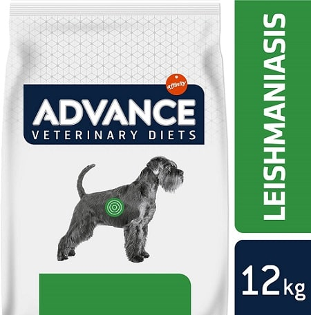 Alimento seco para perros Advance Veterinary Diets Leishmaniasis