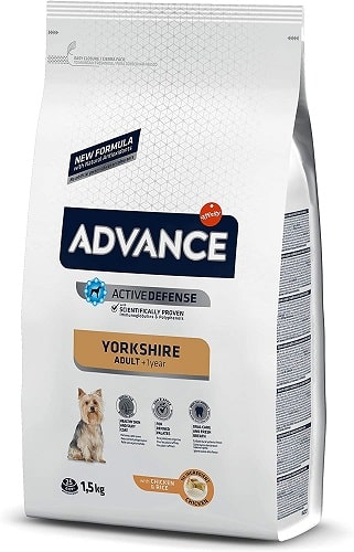 Pienso para perros Advance Active Defense Yorkshire Adult