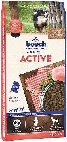 Pienso para perros Bosch HPC Active para perros activos