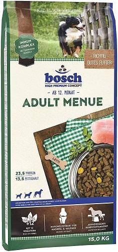 Pienso para perros Bosch HPC Adult Menue con hierbas valiosas