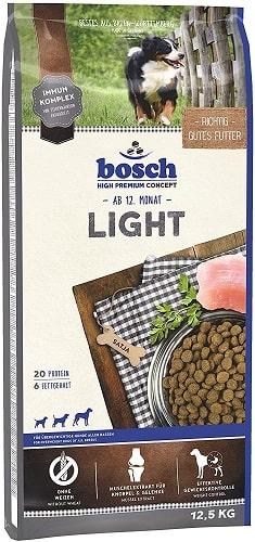 Pienso para perros Bosch HPC Light con mejillones