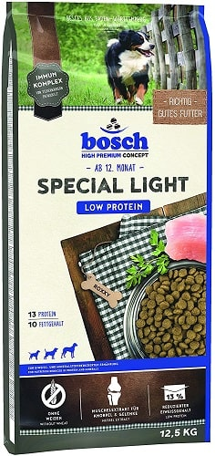 Pienso para perros Bosch Special Light Low Protein
