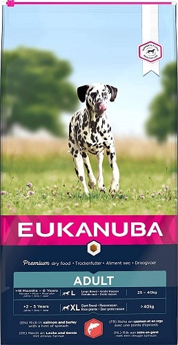 Alimento seco para perros Eukanuba Adulto Dálmata