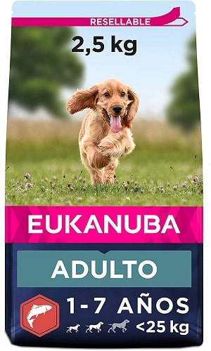 Pienso para perros Eukanuba adulto razas grandes