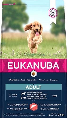 Alimento seco para perros Eukanuba adulto razas grandes