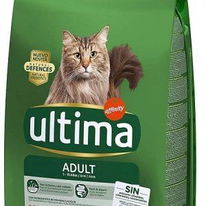 Pienso para gatos Ultima