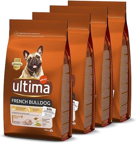 Pienso para perros Ultima French Bulldog