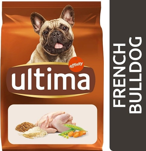 Alimento seco para perros Ultima French Bulldog