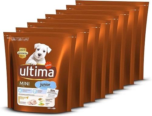 Pienso para perros Ultima Mini Junior