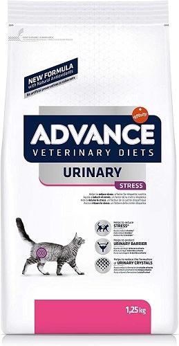 Pienso para gatos Advance Veterinary Diets Urinary Stress