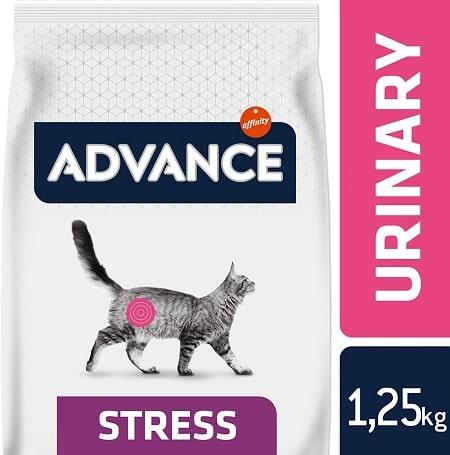 Alimento seco para gatos Advance Veterinary Diets Urinary Stress