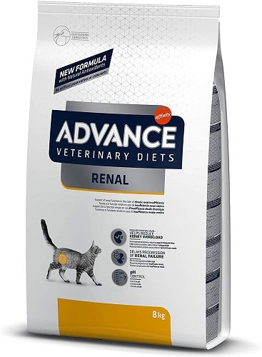 Pienso para gatos Advance Veterinary Diets Renal