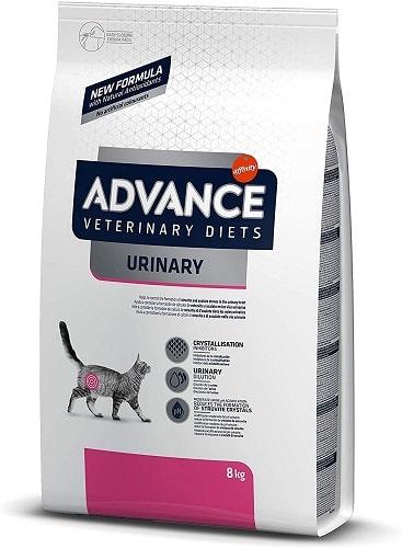 Pienso para gatos Advance Veterinary Diets Urinary