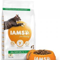 Pienso para gatos IAMS For Vitality Animaleros