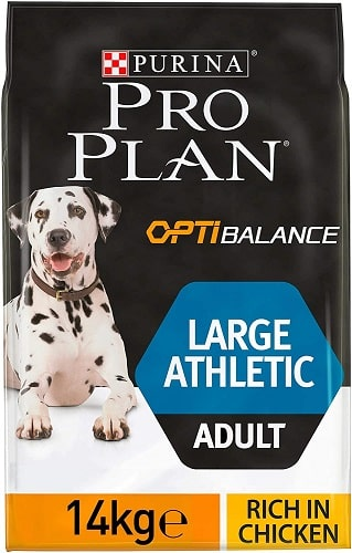 Pienso para perros Purina Pro Plan Opti Balance Large Athletic Adult