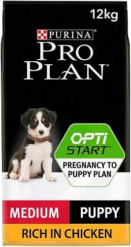 Pienso para perros Purina Pro Plan Opti Start Pregnancy To Puppy Plan Medium