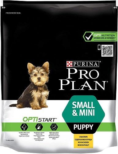 Pienso para perros Purina Pro Plan OptiStart Small Mini Puppy