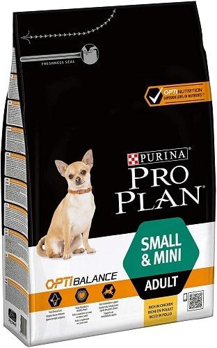 Pienso para perros Purina Pro Plan OptiBalance Small Mini Adult