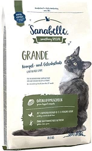 Pienso para gatos Sanabelle Grande