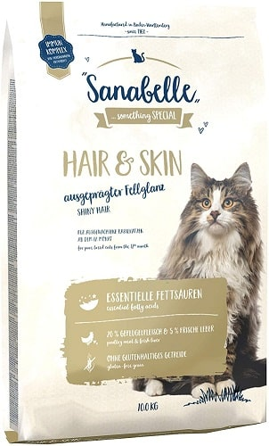 Pienso para gatos Sanabelle Hair Skin