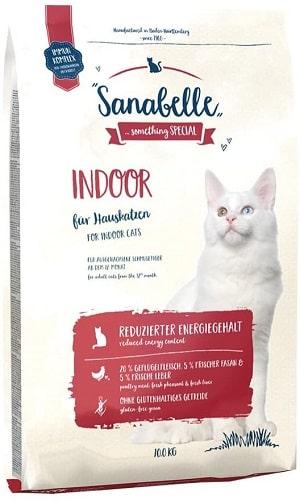 Pienso para gatos Sanabelle Indoor Faisán