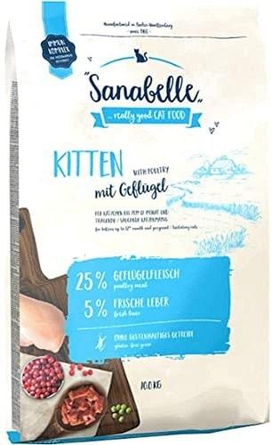 Pienso para gatos Sanabelle Kitten