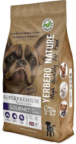 Pienso para perros Yerbero Nature Superpremium Dog Food Gourmet
