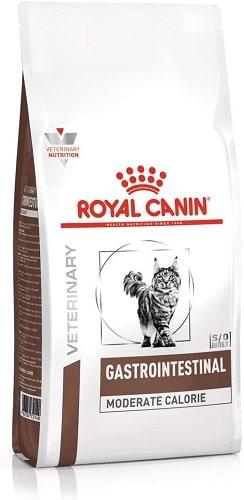 Royal Canin Veterinary para gatos Gastrointestinal Moderate Calorie