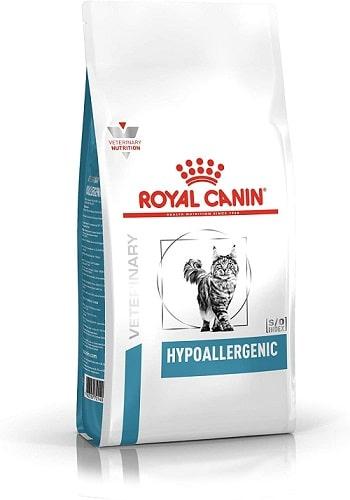 Royal Canin Veterinary para gatos Hypoalergenic