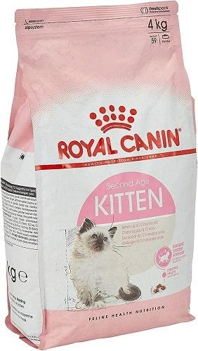 Royal Canin para gatos second age kitten