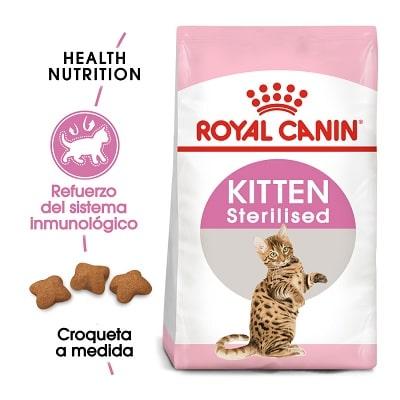 Royal Canin para gatos kitten Sterilised