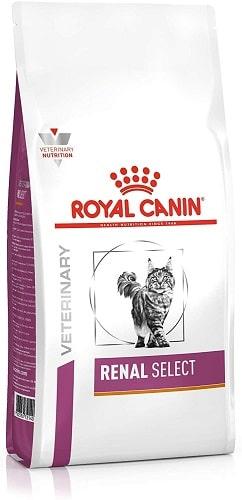Royal Canin Veterinary para gatos Renal Select
