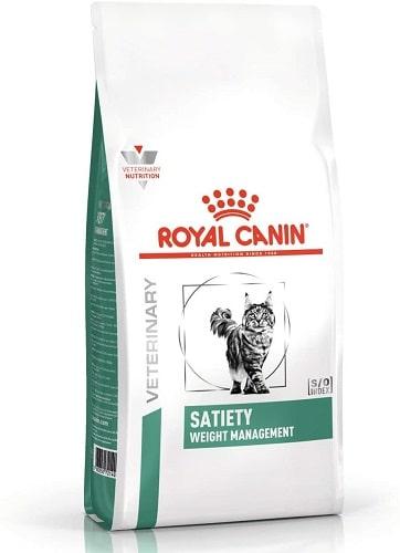 Royal Canin Veterinary para gatos Satiety Weight Management